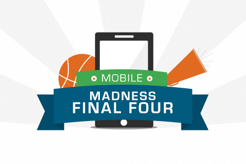 Mobile Madness Final Four: Wisconsin, Florida Fans Found Most Destructive With Mobile Devices