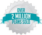 Over 2Million Plans Sold